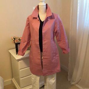 Gap Pink Coat, L